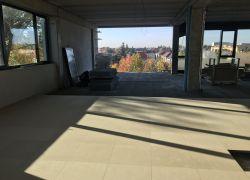 Zdvojené podlahy Automédia Brno